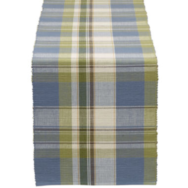 jcpenney.com | Design Imports Lake House Plaid Table Runner
