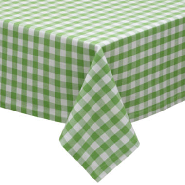 jcpenney.com | Design Imports Green Apple Check Tablecloth