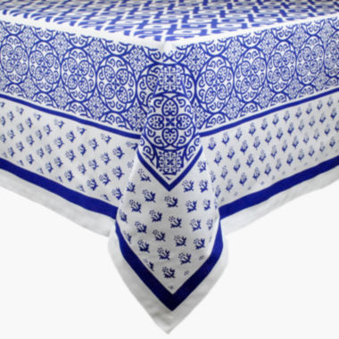 jcpenney.com | Design Imports Tunisia Print Tablecloth
