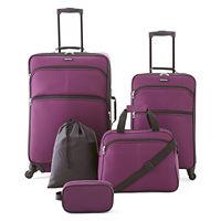 Protocol Wagner 4-Pc. Luggage Set
