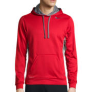 Nike® KO Fleece Pullover Hoodie