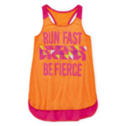 Xersion™ Graphic Tank Top - Girls 7-16 and Plus