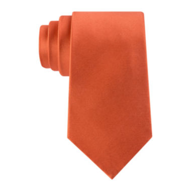 jcpenney.com | Stafford® Solid Silk Tie