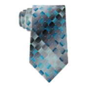 Van Heusen® Multi-Color Tonal Geo Silk Tie