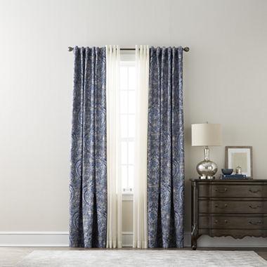 Royal Velvet Florence Jcpenney Home Batiste Sheer Curtain Panels Jcpenney