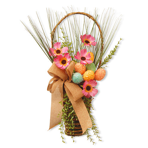 "23"" Easter Wall Basket"""
