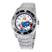 Marvel Honor Mens Captain America Stainless Steel Watch