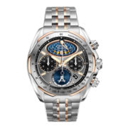 Citizen® Eco-Drive® Signature Mens Moon Phase Chronograph Watch AV3006-50H3