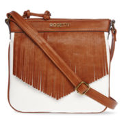 Rosetti® Vintage Mini Fringe Crossbody Bag