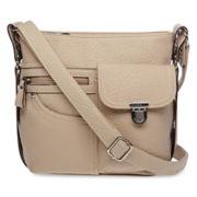 Rosetti® Triple Play Rudy Crossbody Bag