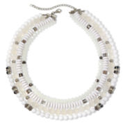 Mixit™ Monochromatic, 4-Layer Necklace