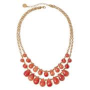 Liz Claiborne® Sunset Collar Necklace