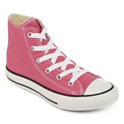 Converse Chuck Taylor All Star Girls High-Top Sneakers - Little Kids