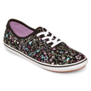 Vans® Huntley Low-Profile Floral Sneakers