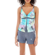 Free Country® Flyaway Tankini Swim Top or Woven Shorts