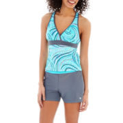 Free Country® Racerback Tankini Swim Top or Drawstring Shorts