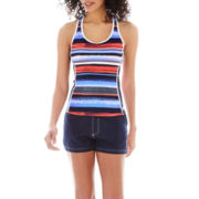 ZeroXposur® Tankini Swim Top or Board Shorts