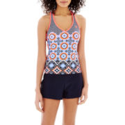 ZeroXposur® Tankini Swim Top or Action Shorts