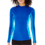 Speedo® Long-Sleeve Rashguard Cover-Up