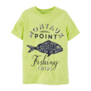 Carter's® Fishing Tee - Preschool Boys 4-7