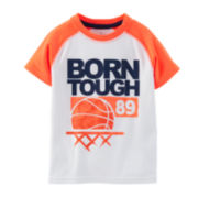 Carter's® Tough Athletic Tee – Boys 2t-5t
