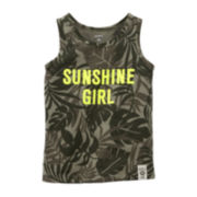 Carter's® Sunshine Girl Tank Top - Toddler Girls 2t-5t
