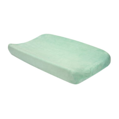 jcpenney.com | Trend Lab® Cocoa Mint Changing Pad Cover