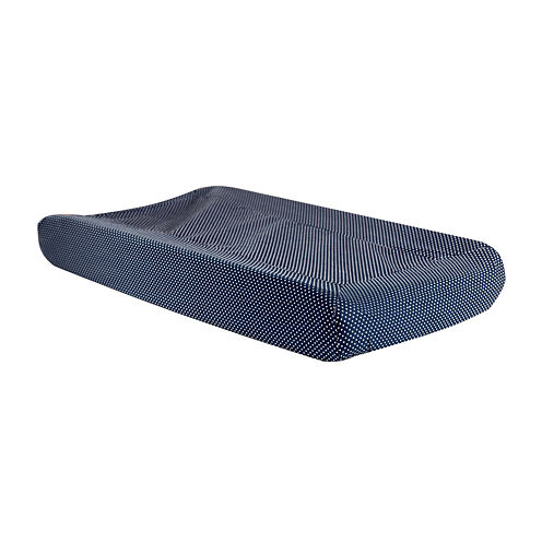 Trend Lab® Perfectly Navy Mini Dot Changing Pad Cover