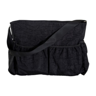 jcpenney.com | Trend Lab® Crinkle Tote Diaper Bag - Black