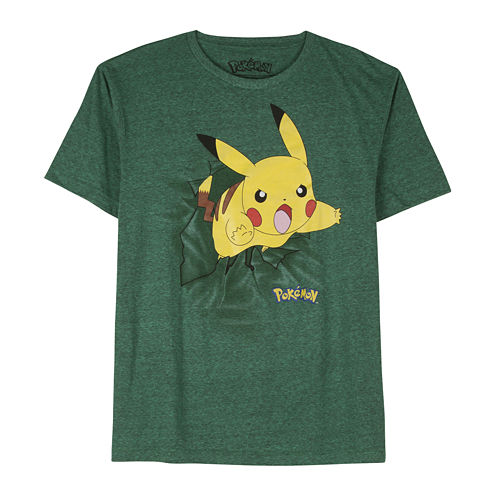 Pikachu Pokémon™ Burst Graphic Tee