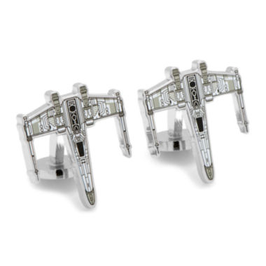 jcpenney.com | Star Wars™ X-Wing Starfighter Cuff Links