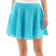 Arizona Allover Lace Skirt