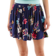 Arizona Faux-Wrap Skirt