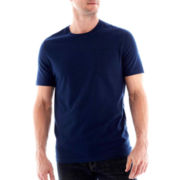 St. John's Bay® Legacy Basic Pocket Tee
