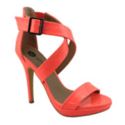 Michael Antonio Lucky Platform Sandals
