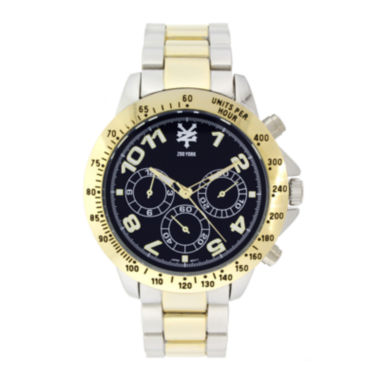 jcpenney.com | Zoo York® Mens Blue Two-Tone Bracelet Watch