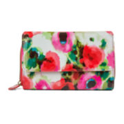 Mundi® Big Fat Water Floral Wallet