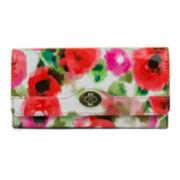 Mundi® File Master Water Floral Wallet
