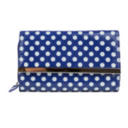 Mundi® Big Fat Polka Dot Print Wallet
