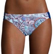 Arizona Indie Darling Hipster Swim Bottoms - Juniors