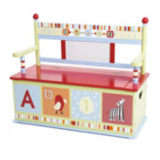 Levels of Discovery® Alphabet Soup Bench Seat