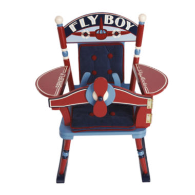 jcpenney.com | Levels of Discovery® Fly Boy Airplane Rocker