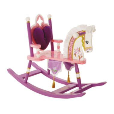 jcpenney.com | Levels of Discovery® Princess Rocking Horse
