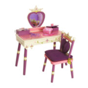 Levels of Discovery® Princess Vanity Table Set