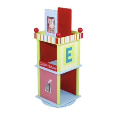 jcpenney.com | Levels of Discovery® Alphabet Soup Revolving Bookshelf