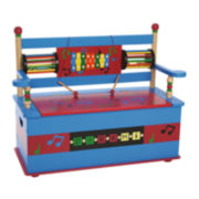 Levels of Discovery® Musical Bench Seat
