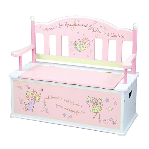 Levels of Discovery® Fairy Wishes Bench Seat