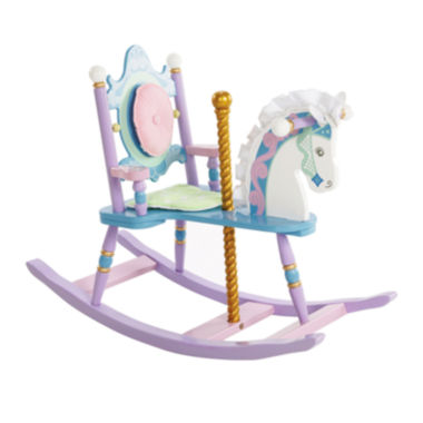 jcpenney.com | Levels of Discovery® Carousel Rocking Horse Chair