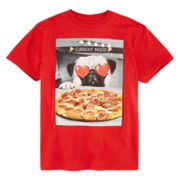 Novelty One Liner Short-Sleeve Graphic Tee - Boys 8-20