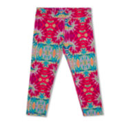 Puma® Swirl Capri Pants - Girls 7-16